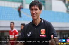 Milan Petrovic Tidak Menyangka Badak Lampung FC Bisa Tekuk Bhayangkara FC - JPNN.com