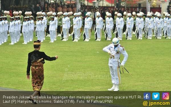 Detik-detik Jokowi Turun ke Lapangan, Kolonel Hariyo Sarungkan Pedang - JPNN.com