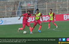 PSM Makassar Incar Fransisco Torres, Manajemen Perseru BLFC Buka Suara - JPNN.com