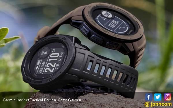 Garmin Instinct Tactical Edition, Dirancang dengan Standar Militer - JPNN.com