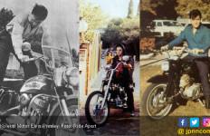 Mengintip Koleksi 5 Motor Tunggangan Elvis Presley - JPNN.com