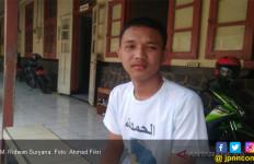 Kisah Ridwan, Siswa SMK yang Memangku Polisi Terbakar di Cianjur - JPNN.com