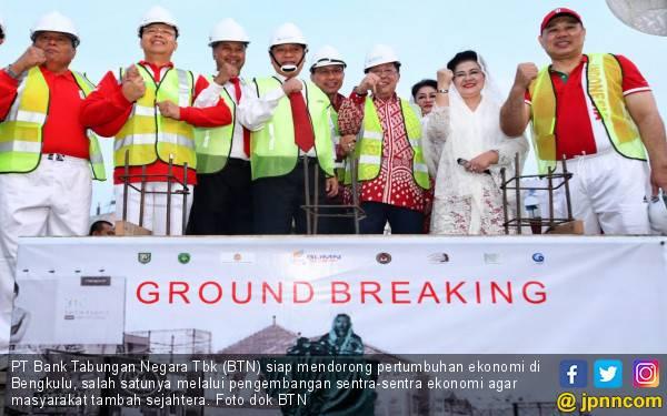 Lewat Cara ini BTN Siap Mendorong Pertumbuhan Ekonomi Bengkulu - JPNN.com