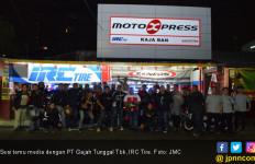 IRC Siapkan Ban Baru Buat Motor Balap dan Harian - JPNN.com