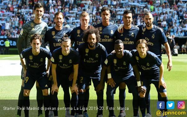 Pertama Setelah 818 Hari, Real Madrid di Atas Barcelona - JPNN.com