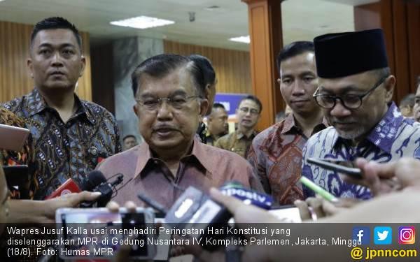 JK: 4 Konstitusi yang Pernah Dipakai Indonesia, Mukadimahnya Sama - JPNN.com