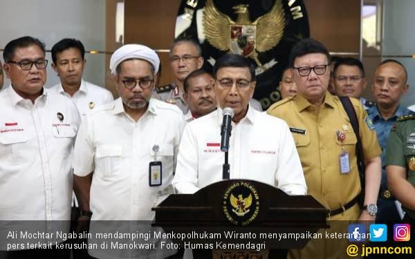 Pernyataan Ali Mochtar Ngabalin Kasus Kerusuhan di Manokwari - JPNN.com