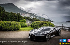 Bugatti La Voiture Noire Resmi Didaulat Mobil Termahal di Dunia, Sebegini Harganya - JPNN.com