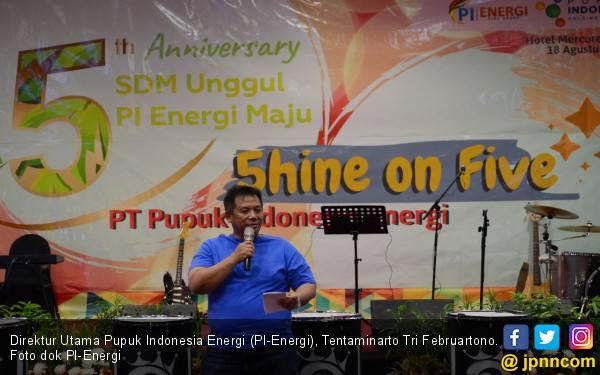 Aset Pupuk Indonesia Energi Tumbuh Lima Kali Lipat - JPNN.com