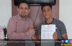 Firza Andika Resmi Berlabuh di PSM Makassar - JPNN.com