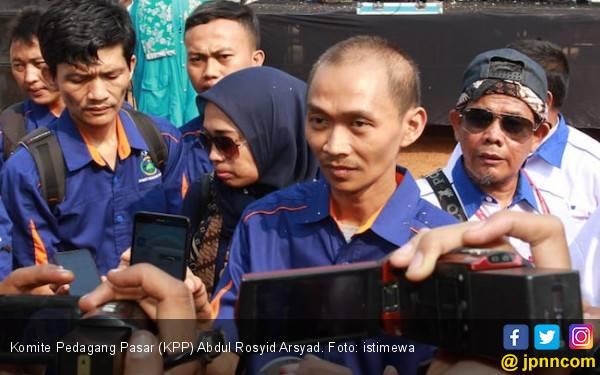 Jawab Keinginan Jokowi, Komite Pedagang Pasar Luncurkan Aplikasi Kepasar - JPNN.com
