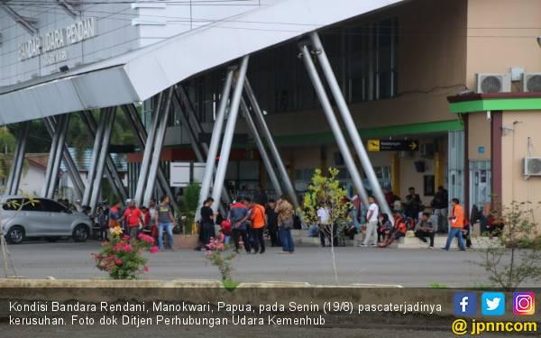 Rusuh di Manokwari, Bagaimana Kondisi Bandara Rendani? - JPNN.com