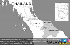 Pemerintah Thailand Gelar Pertemuan Rahasia dengan Pemberontak Melayu - JPNN.com