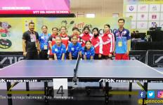 Tim Tenis Pelajar Indonesia Sukses di Hari Pertama - JPNN.com