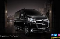 Toyota Majesty Gedor Segmen Luxury MPV Berbanderol Lebih Murah dari Alphard - JPNN.com