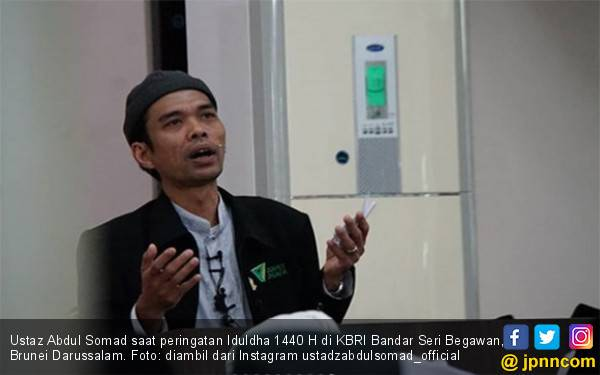 Saleh Daulay Sesalkan Pembatalan Ceramah UAS di UGM - JPNN.com