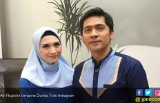 Gara-gara Wefie, Adi Nugroho dan Donita Digiring Satpam di Mal? - JPNN.com