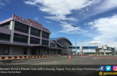 Sekelompok Massa Sempat Memasuki Wilayah Parkir dan Merusak Fasilitas Terminal Bandara Sorong - JPNN.com