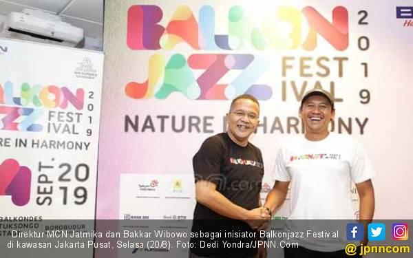 Balkonjazz Festival 2019 Digelar Gratis untuk Penonton - JPNN.com