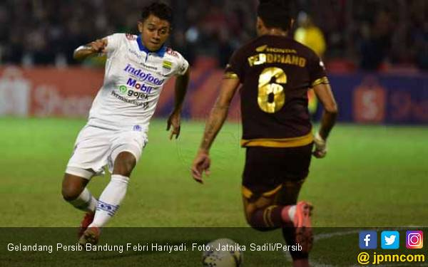 Demi Febri Hariyadi, Persib Bakal Rayu Pelatih Timnas Indonesia - JPNN.com