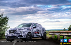 Sedikit Bocoran Generasi Terbaru Nissan Juke - JPNN.com