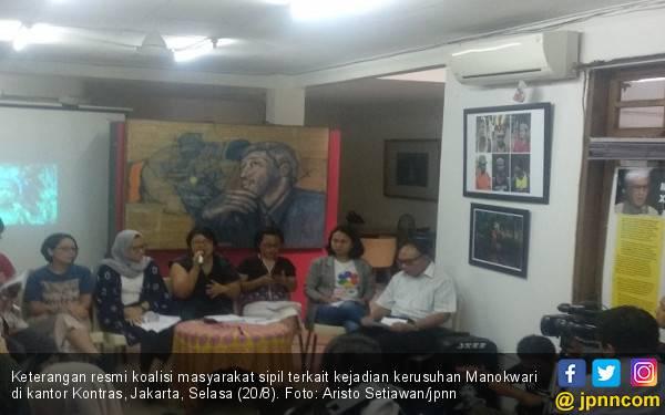 Polisi Harus Ungkap Dalang Pengepungan Asrama Papua di Surabaya - JPNN.com