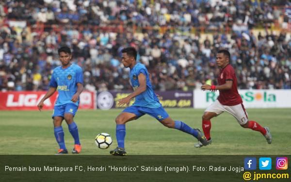 Selain Incar Mario dan Hendrico, Martapura FC Juga Ngotot Pinjam Pemain Barito - JPNN.com