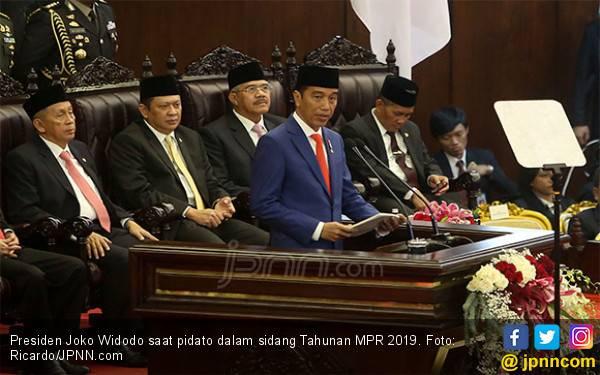 DPR Inisiasi Revisi UU KPK, Begini Respons Jokowi - JPNN.com