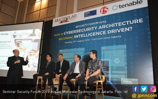 Cara Multipolar Technology Perkukuh Infrastruktur Keamanan Siber - JPNN.com