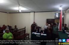 WN Malaysia Pembawa 15 Kg Sabu-sabu Divonis Hukuman Mati - JPNN.com