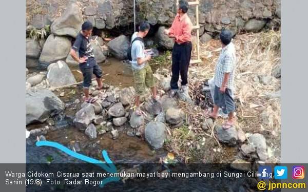 Niat Mancing Ikan, Engkos dan Saefuloh Malah Dapat Mayat Bayi - JPNN.com