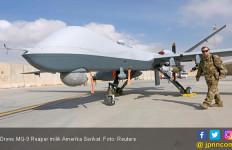 Drone Amerika Ditembak Jatuh Senjata Rusia di Libya - JPNN.com