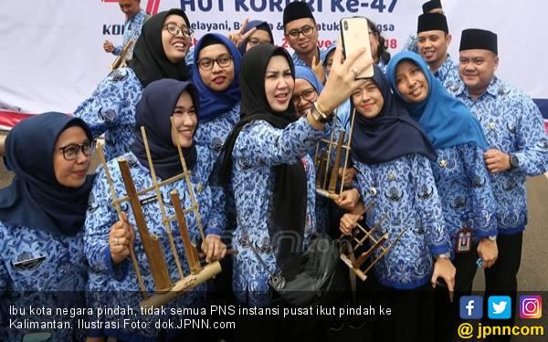 94% PNS Pusat Tolak Ibu Kota Pindah, Menpan RB: Jangan Menambah Ruwet Masalah - JPNN.com