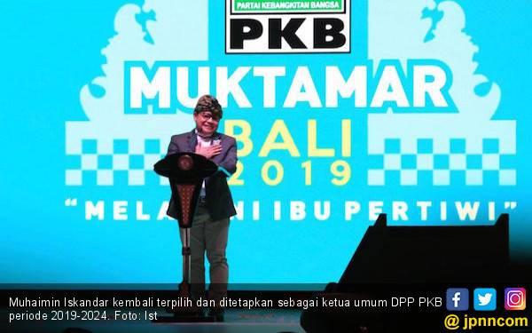 Muhaimin Terima Masukan Para Kiai Soal Kandidat Sekjen PKB - JPNN.com
