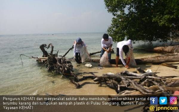 Yayasan KEHATI Getol Ajak Masyarakat Jaga Kelestarian Laut - JPNN.com