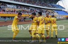 Sriwijaya FC Tagih Subsidi Liga 1 Sebesar Rp3,6 Miliar - JPNN.com
