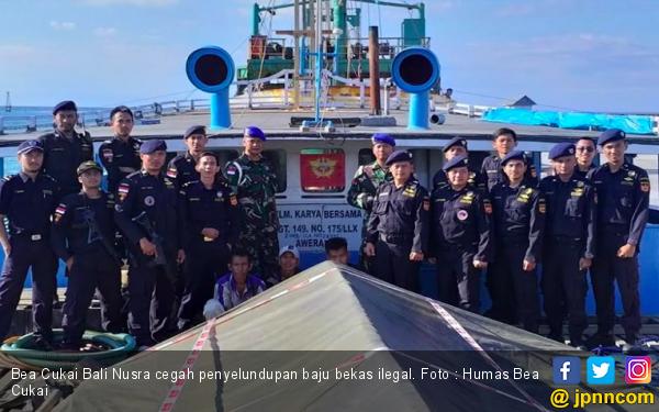 Duh, 2.800 Pakaian Bekas Ilegal Masuk Indonesia - JPNN.com