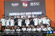 BNI-Vamos Indonesia Kembali Kirim Pemain Muda Berguru ke Spanyol - JPNN.com
