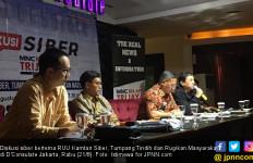 Tahapan Pembahasan RUU Kamtan Siber Mendapat Sorotan - JPNN.com