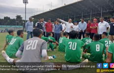 Dipanggil Timnas Indonesia, Pemain Muda PSMS Ini Langsung Naik Gaji 50 Persen - JPNN.com