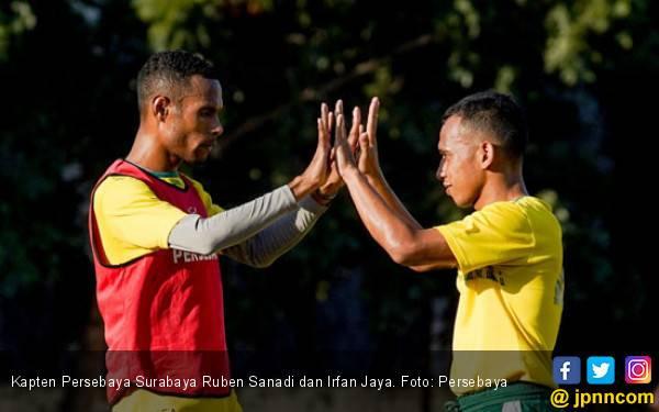 Persebaya vs Borneo FC: Irfan Jaya Masih Trauma - JPNN.com