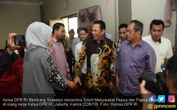 Bamsoet: DPR RI Segera Bahas Penyelesaian Papua dan Papua Barat dengan Pemerintah - JPNN.com