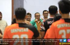 Pesan Menpora Saat Meninjau Pemusatan Latihan Cabor Kabaddi di Bali - JPNN.com