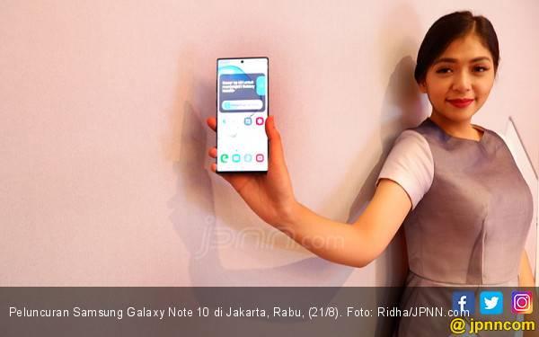Tanpa Ribet, Samsung DeX Bawa Banyak Keunggulan di Galaxy Note 10 Series - JPNN.com