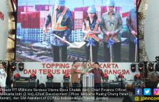 Progres Pembangunan Pesat, Meikarta Terus Lakukan Topping Off - JPNN.com