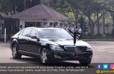 Mendadak Radio di Mobil Dinas Presiden Hidup Sendiri, Jendela Tak Bisa Dibuka - JPNN.com