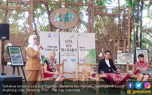 Ribuan Anak Indonesia Antusias Ikuti Lomba Melukis Lingkungan - JPNN.com