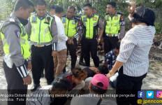 Tegang dan Dramatis Mirip Adegan Film, Anggota Polantas Bekuk 4 Pemuda - JPNN.com