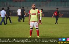 Perseru BLFC Resmi Lepas Silvester Kamare Sebagai Pemain Pinjaman ke Martapura FC - JPNN.com
