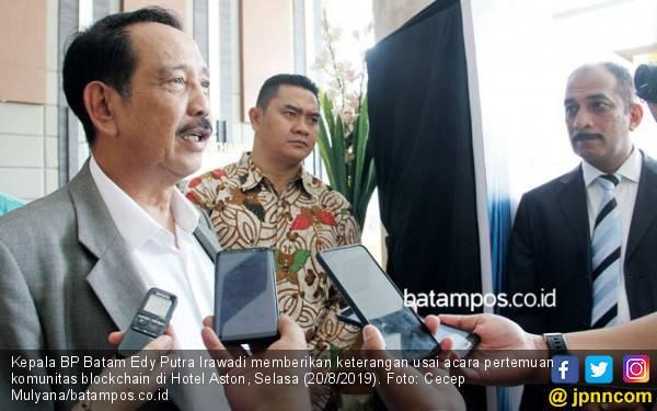 BP Tagih Janji Menko Perekonomian Segera Terbitkan Tiga Status KEK Batam - JPNN.com